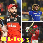 IPL top 3 Players